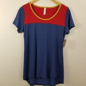 LuLaRoe Classic Short Sleeve Top Size XS